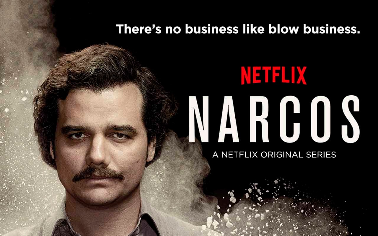 narcos series will end after season 2