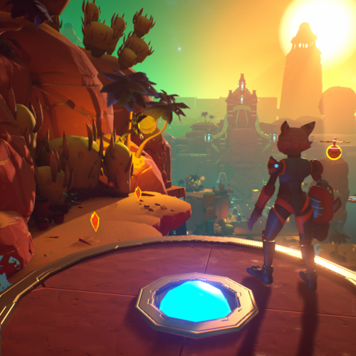 Hands-on with Skylar & Plux: Adventure on Clover Island