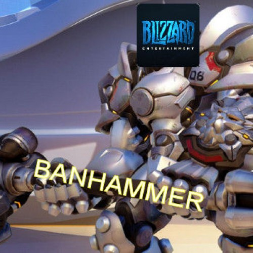 Blizzard laying down the banhammer to thousands of Overwatch cheaters