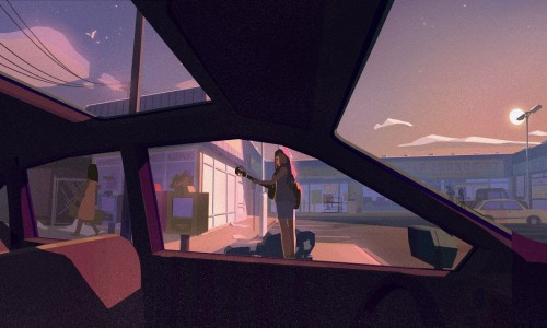 Patrick Osborne on 'Pearl' VR-animated short and life after Disney