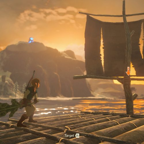 New gameplay for The Legend of Zelda: Breath of the Wild emerges