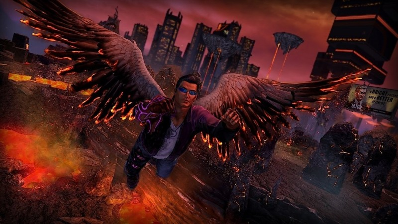 Saints Row Gat Outta Hell