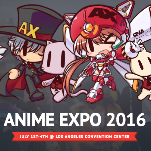 Anime Expo returns to Los Angeles, July 1st-4th