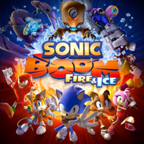 Hands-on with Sonic Boom Fire and Ice