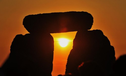 This year's Summer Solstice is extra rare