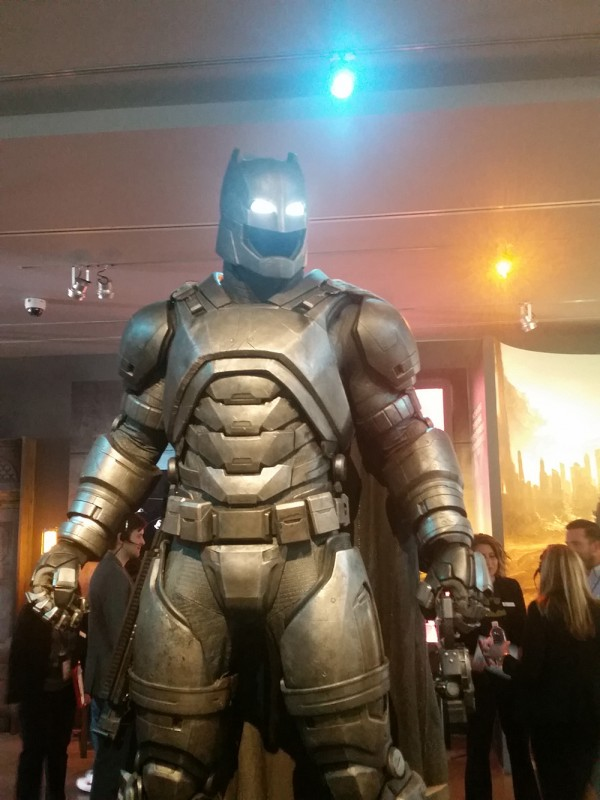 WB Tour DC Universe Exhibit - Batman