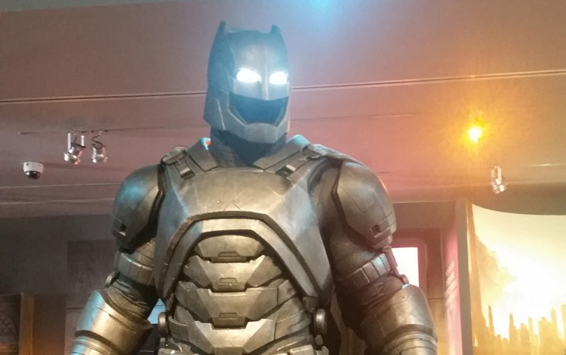 WB Tour DC Universe Exhibit - Batman thumb