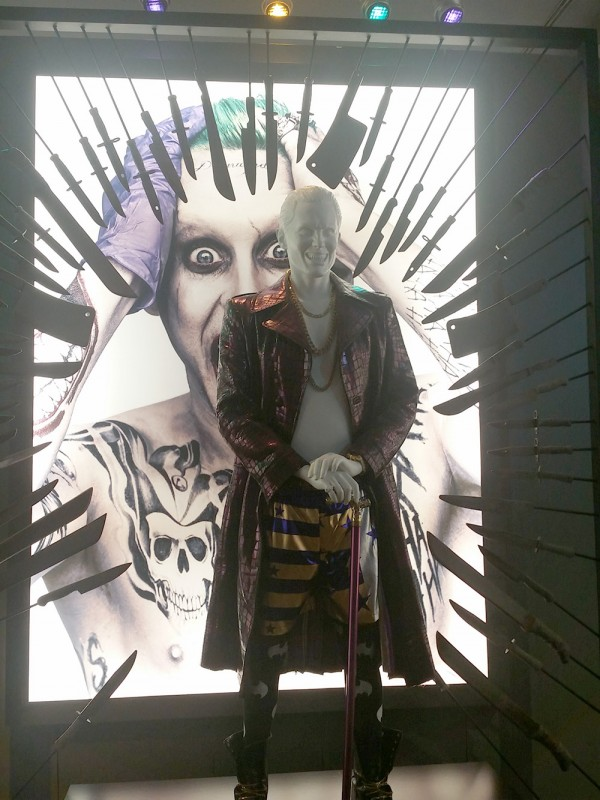 WB Tour DC Universe Exhibit - The Joker