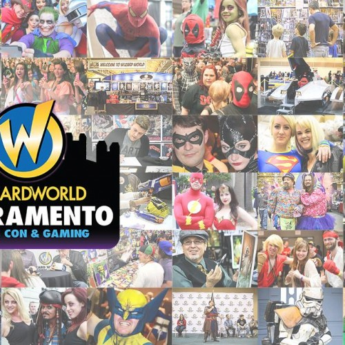 Wizard World Sacramento 2016 – recap and review