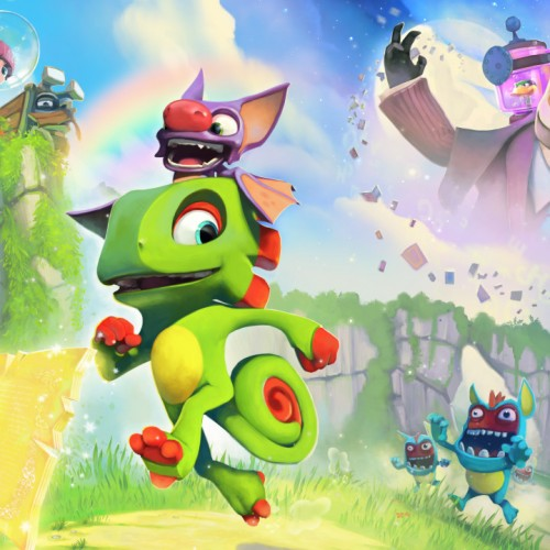 The new Yooka-Laylee trailer is everything 3D platformer fans could ask for