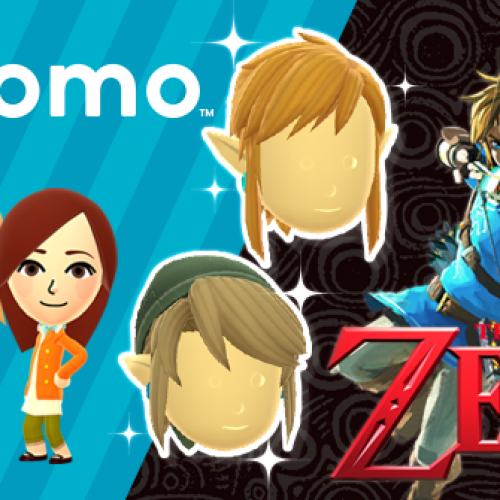 Legend of Zelda items are coming to Miitomo