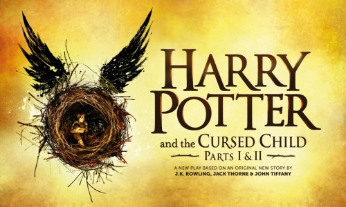 Midnight release parties are back for Harry Potter and the Cursed Child