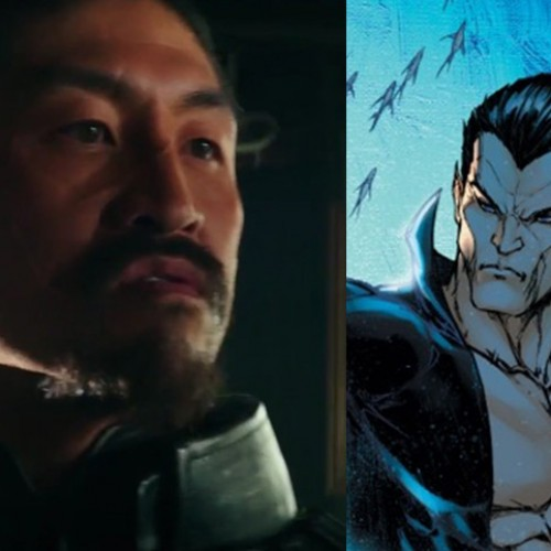 Namor is a dream role for TMNT 2's Brian Tee
