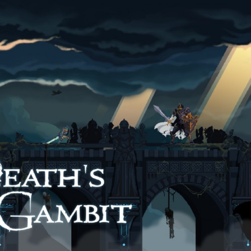 Death's Gambit: A good look at a great side-scroller