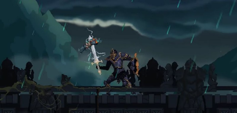 Death's Gambit: A good look at a great side-scroller - Nerd