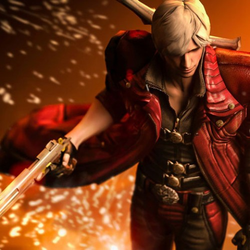Is Devil May Cry 5 in development?