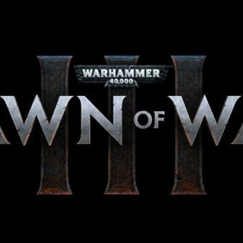 First gameplay trailer for Dawn of War 3
