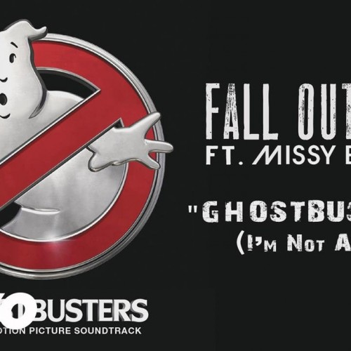 People are bashing the new Ghostbusters theme song by Fall Out Boy and Missy Elliot