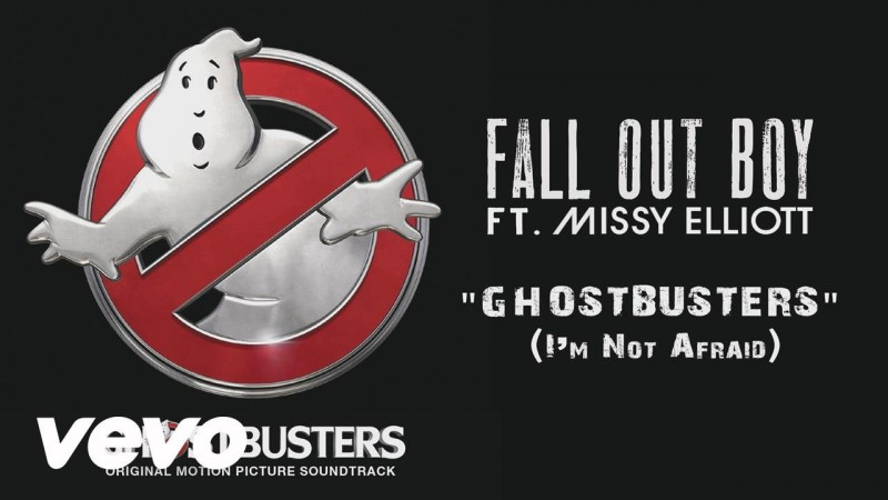 fall out boy ghostbusters
