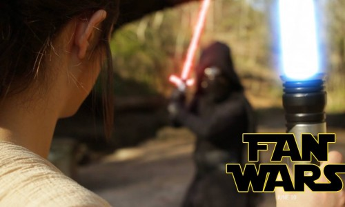 Fanboys try to come up with the ultimate Star Wars fan film (video)