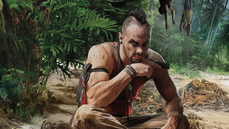 far cry 3 michael mando vaas