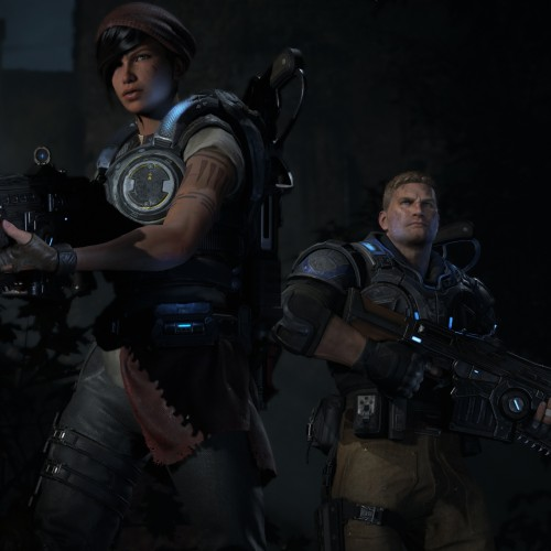 E3: Gears of War 4 looks spectacular, but seems to be lacking