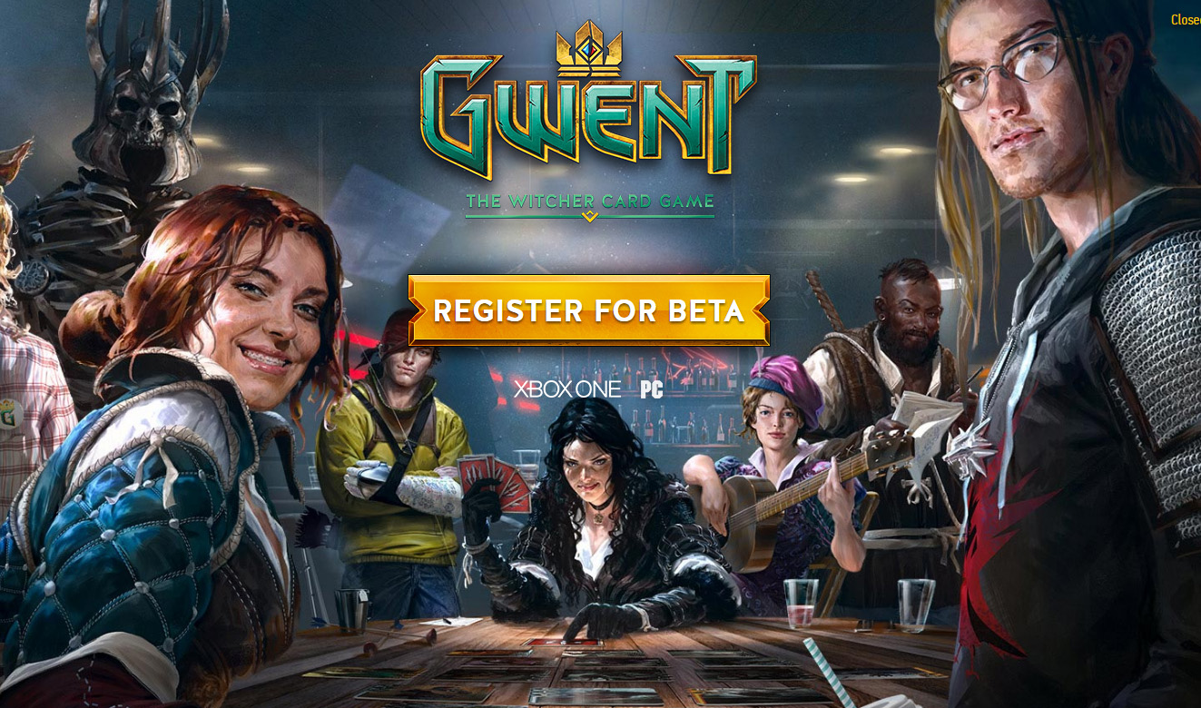 Card Games For Ps4 : Gwent the witcher card game is coming to ps xbox one