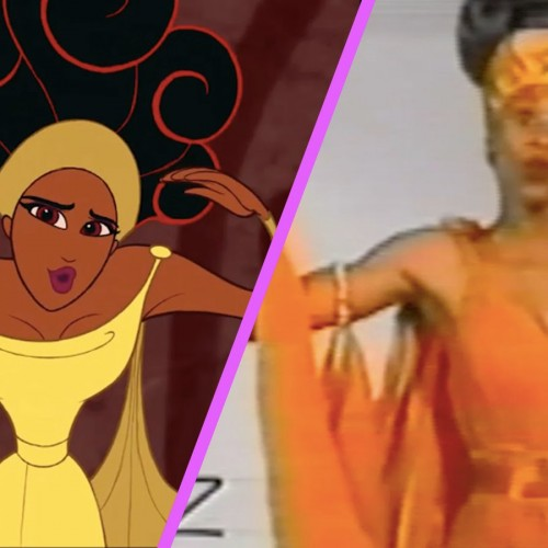 Disney's Hercules side-by-side 'Zero to Hero' comparison using live-action performances