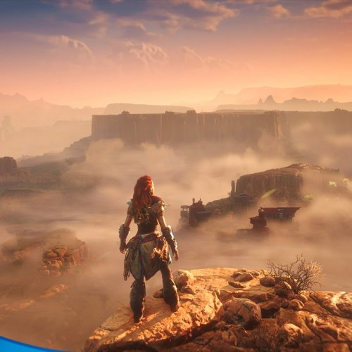 Horizon Zero Dawn E3 2016 gameplay video