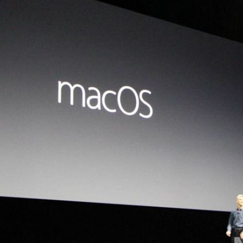 Say goodbye to OS X and hello to macOS