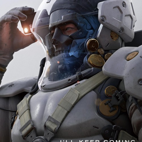 New Kojima Productions mascot revealed
