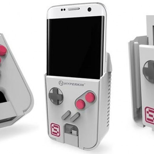 Turn your Android smartphone into a Gameboy with Smartboy