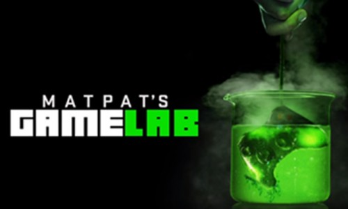 MatPat's Game Lab, from playing on the couch to real-life adventures