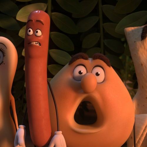 R-rated Sausage Party trailer shown before Finding Dory