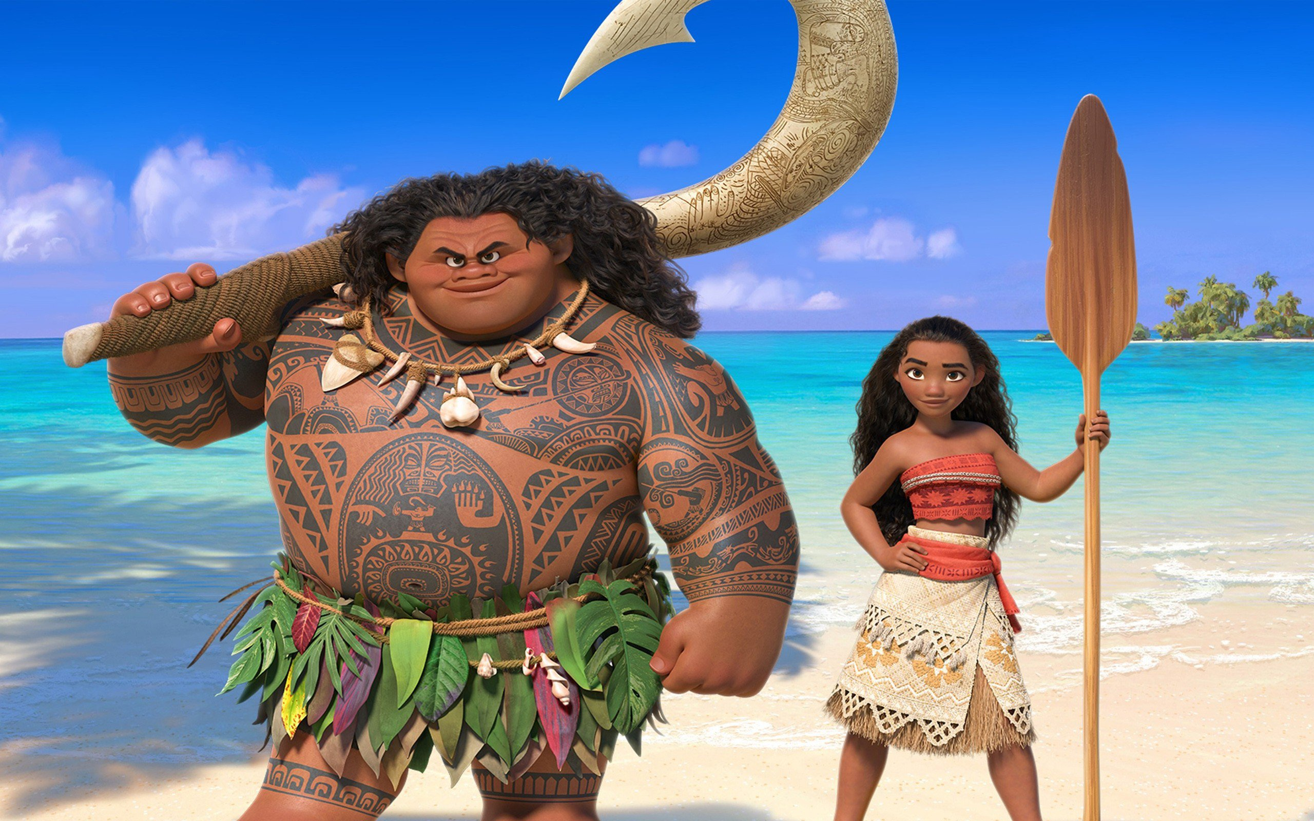 Disney's Moana will get Easter eggs featuring two lovable Disney sidekicks - Nerd Reactor