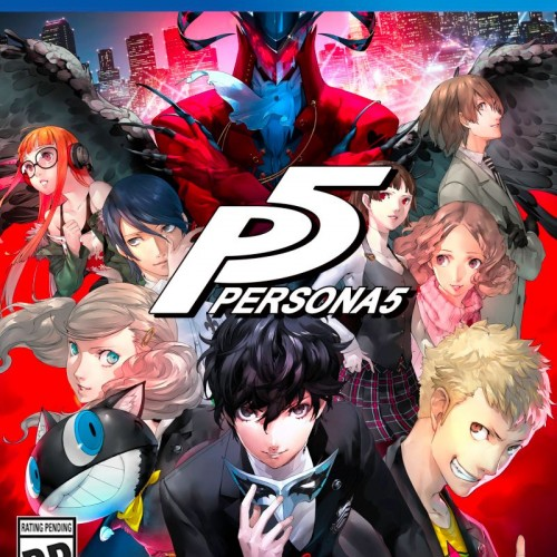 Persona 5 won't see a Western release until February 2017