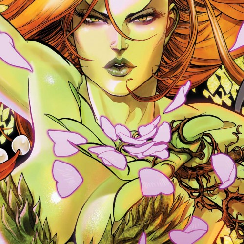 New and sexy look at Poison Ivy in Fox's Gotham