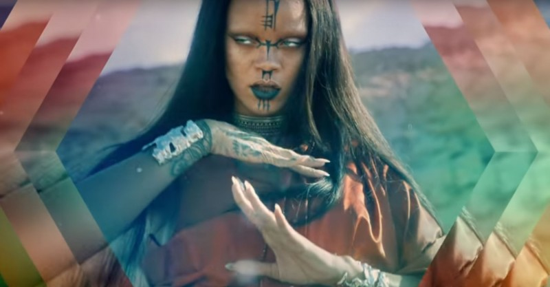 rihanna sledgehammer star trek beyond