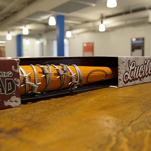 SDCC exclusives: The Walking Dead's Lucille baseball bat, Saga action figures and more