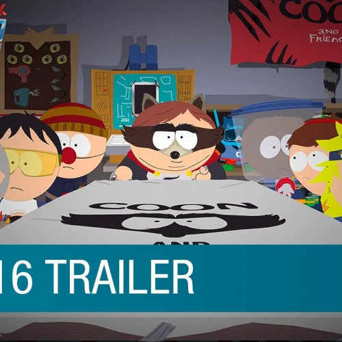 South Park: The Fractured But Whole E3 trailer