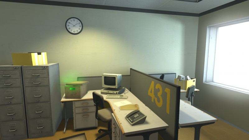 stanley parable image00