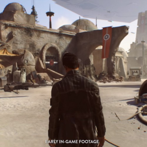 Visceral gets support after EA changes plan for Star Wars game