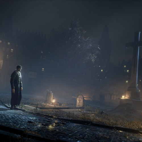 Vampyr's 'Darkness Within' trailer has the town talking about the mysterious Dr. Reid