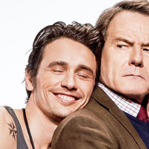 It's Bryan Cranston vs. James Franco in the red band trailer for 'Why Him?'