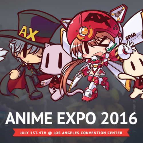 Anime Expo 2016 schedule released!