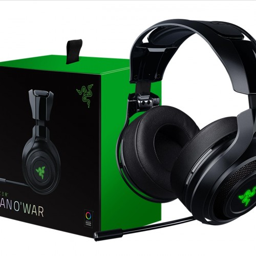 Razer's ManO'War Headset is powerful and affordable (review)