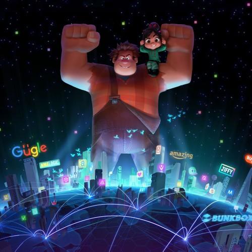 Wreck-It Ralph sequel is coming, and he'll be wrecking the Internet