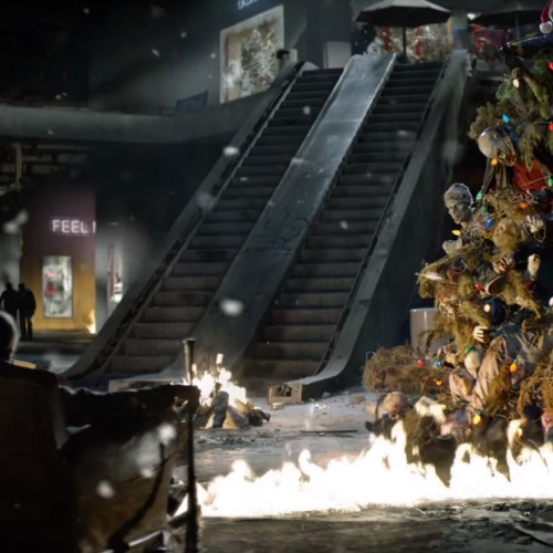 Dead Rising 4 officially revealed starring Frank West