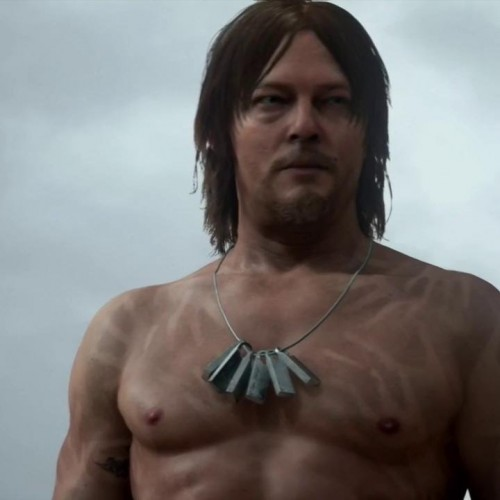 A naked Norman Reedus appears in Hideo Kojima's 'Death Stranding' trailer