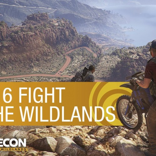Ghost Recon Wildlands trailer and co-op stealth and action gameplay walkthrough